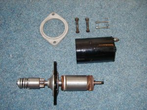 Classic Car Hub - Articles- Starter Motor Fault FInding and